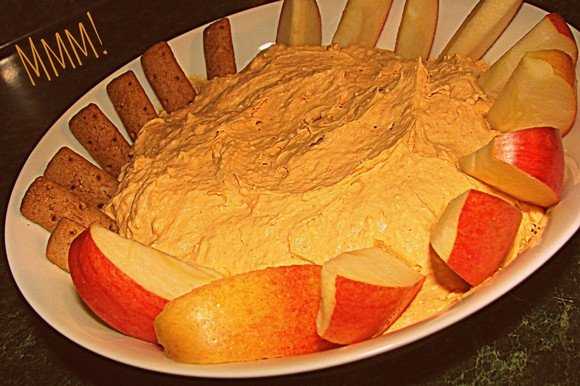 Pumpkin Dip recipe photo