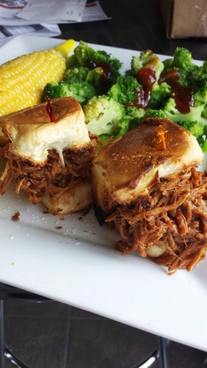Three-Ingredient Slow Cooker Pulled Pork recipe photo