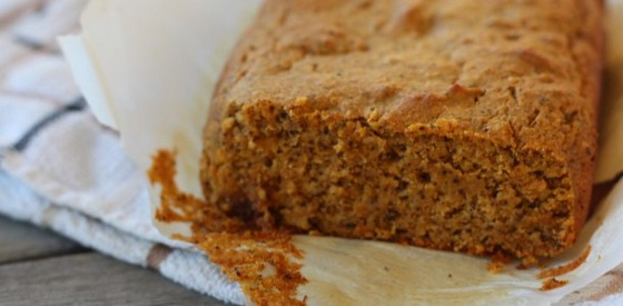 Chai Pumpkin Bread recipe photo