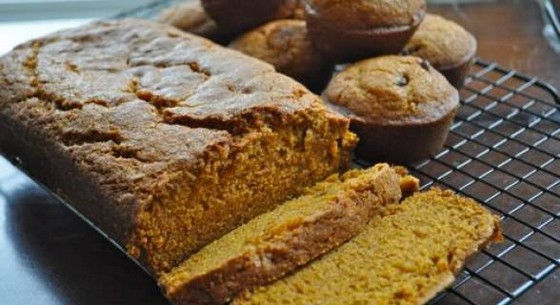Delicious Pumpkin Bread recipe photo