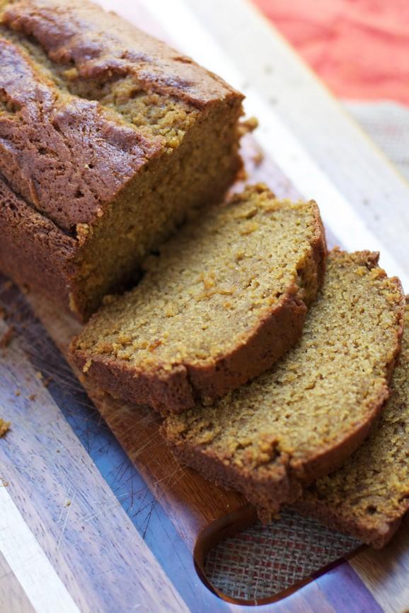 Easy One-Bowl Pumpkin Bread recipe photo