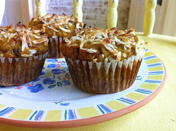 Pumpkin Bran Muffins recipe photo