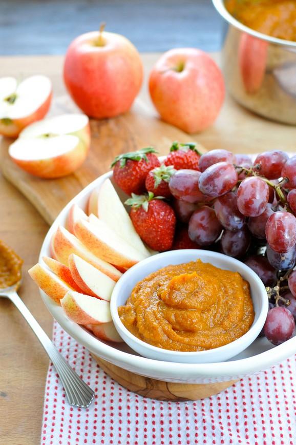 Simple Pumpkin Spice Dip recipe photo