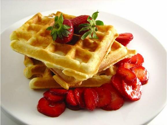 Belgium - Waffles