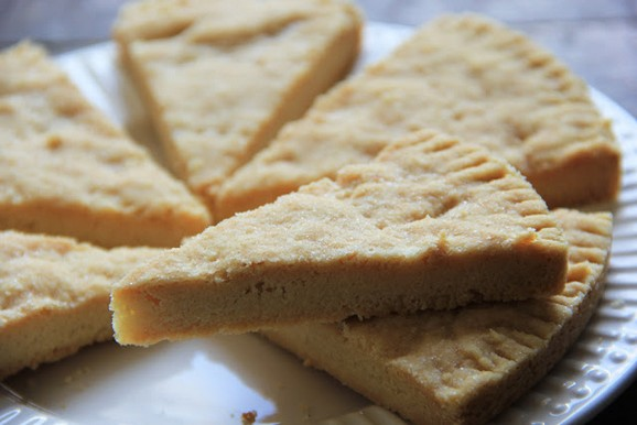 Great Britain - Shortbread