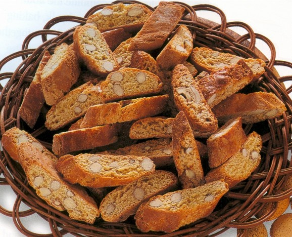 Italy - Biscotti di Prato