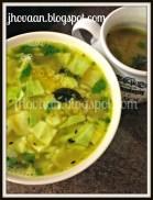 Spicy Ginger Lemon Soup recipe photo