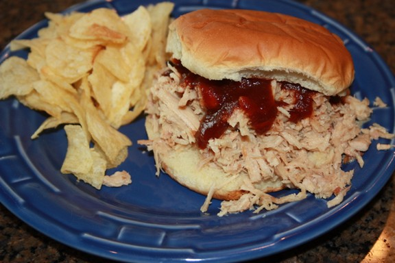 Slow Cooker Kalua Pork recipe photo