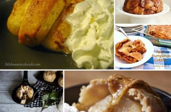 10 Delicious Apple Dumpling Recipes for National Apple Dumpling Day (September 17)