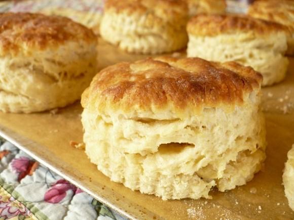 #1 Buttermilk Biscuits