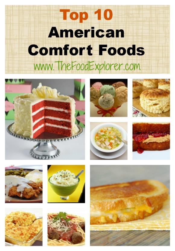 Top 10 american comfort foods the food explorer top 10 american comfort foods forumfinder Gallery