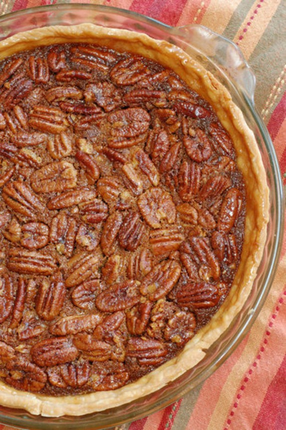 Classic Southern Pecan Pie by Sugar & Spice by Celeste