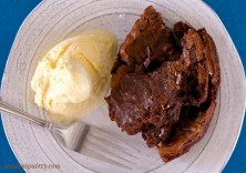 Crock Pot Brownies recipe