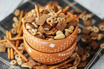 Crock Pot Chex Mix recipe
