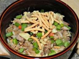 Crock Pot Pork Fried Rice recipe
