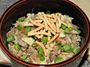 Crock Pot Pork Fried Rice recipe