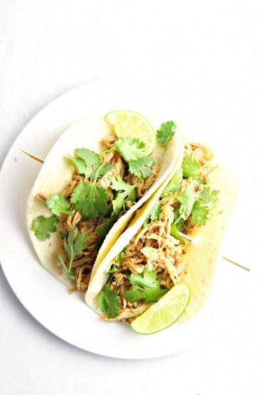 Crock-Pot Slow Cooker Carnitas recipe
