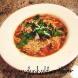 CrockPot Chicken Enchilada Soup recipe