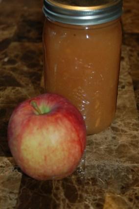 Crockpot Apple Sauce recipe