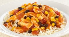 Crockpot Chicken Fiesta recipe