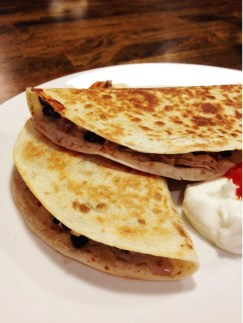 Crockpot Chicken Quesadillas recipe
