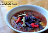 Crockpot Enchilada Soup recipe