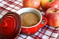 Crockpot Homemade Applesauce recipe