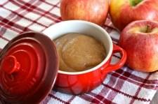 Crockpot Homemade Applesauce recipe