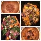 Crockpot Lamb, Pork & Vegetable Stew recipe