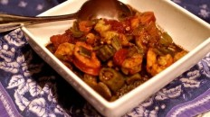 Crockpot Shrimp and Sausage Gumbo recipe