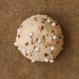 Anise Sparkle Dome Cookies by Delish