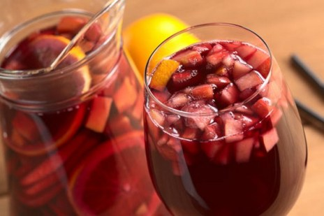 Christmas Party Punch from Oh So Heavenly