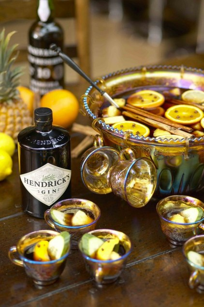 Hendrick's Hot Gin Punch from Drinks Enthusiast