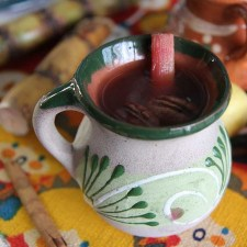 Ponche Navideño (Mexican Christmas Punch) from Hilah Cooking