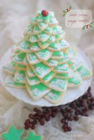 Sour Cream Sugar Cookies by Baker Bettie