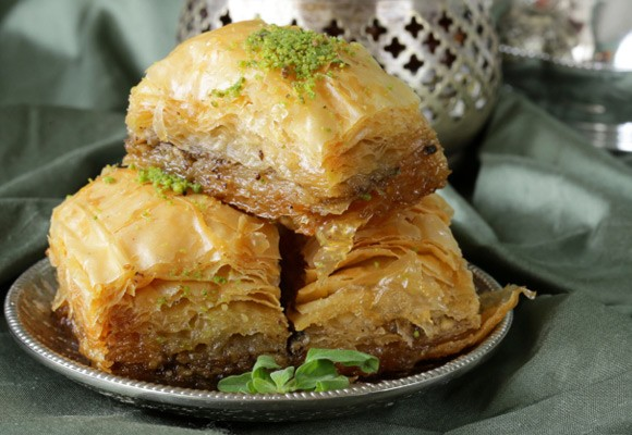 The 12 Best Foods on the Planet: 12. Baklava (Greece, Turkey, Jordan)