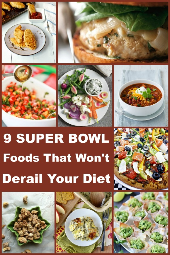 9 Super Bowl foods that won't derail your diet