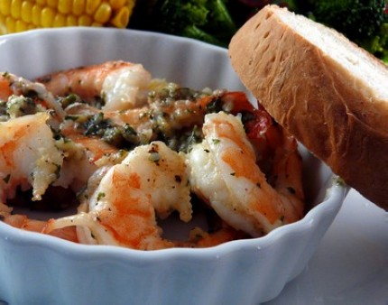 Weight Watchers Shrimp Scampi recipe