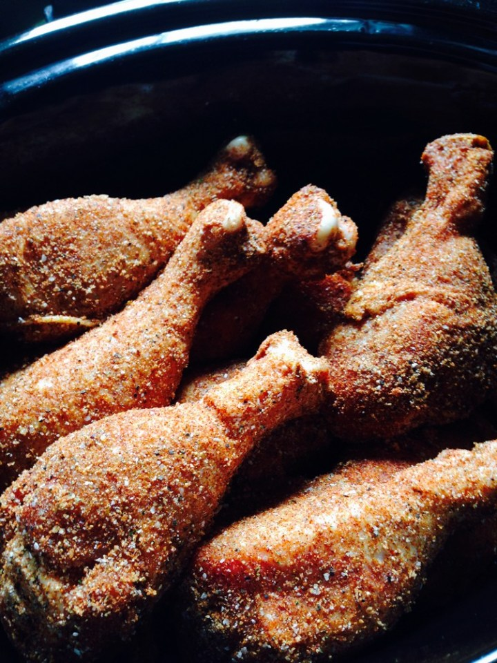 Crock Pot Chicken Drumsticks