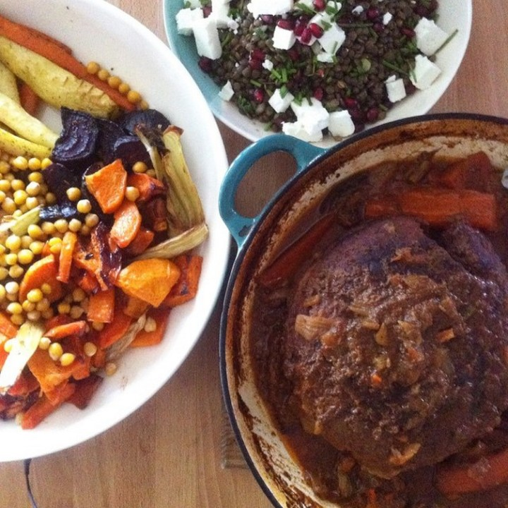 Slow Cooked Beef with Irish Cider