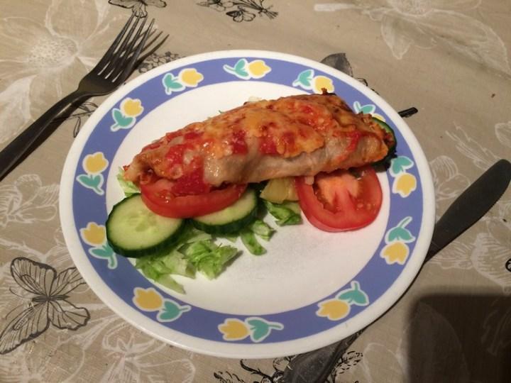 Slowcooker Chicken Enchiladas