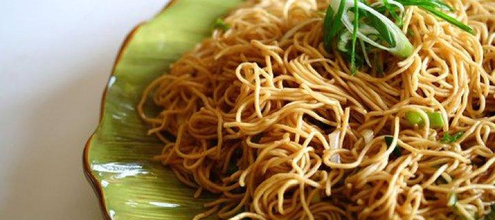 Garlic Scallion Noodles