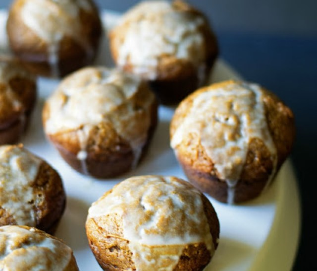 Pumpkin Spiced Latte Muffins Recipe