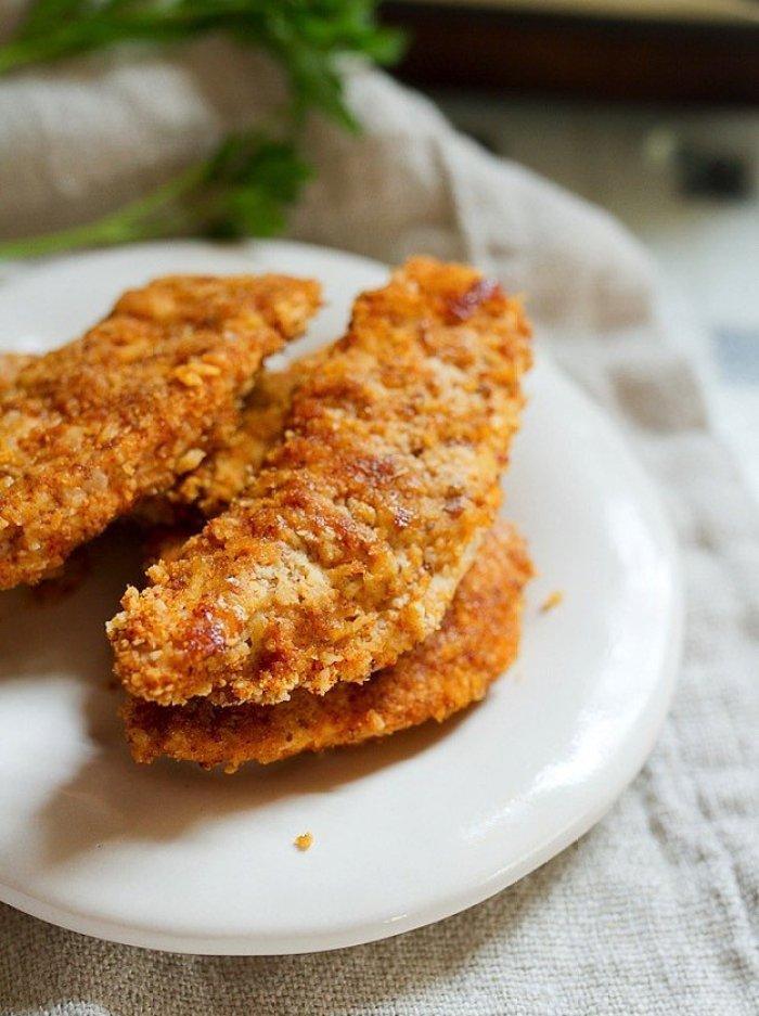 Baked Paleo Chicken Tenders