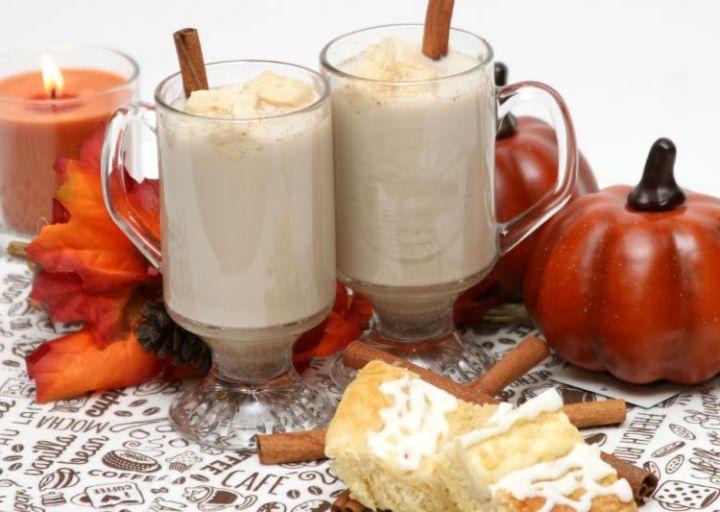 Lactose Free Pumpkin Spice Latte Recipe