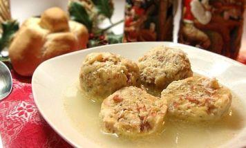 Dumplings (Canederli) - TRENTINO ALTO ADIGE