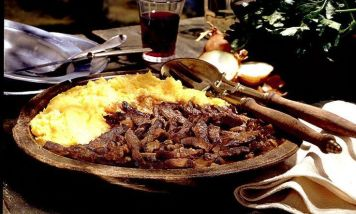 Beef In Red Wine (Carbonata) - VALLE D'AOSTA