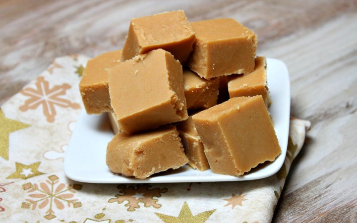 November 20: National Peanut Butter Fudge Day