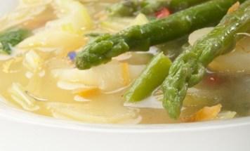 Cardoon Soup (Minestra Di Cardi) - ABRUZZO