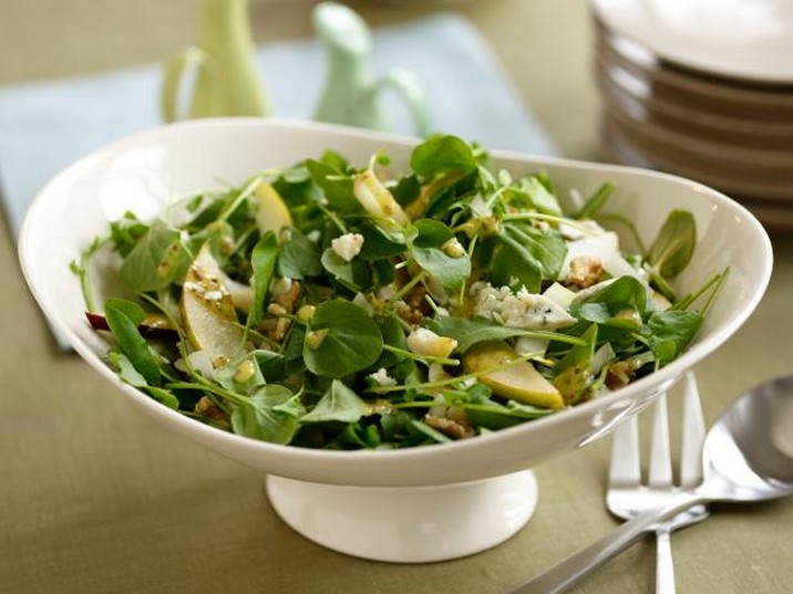 Pear and Blue Cheese Salad Recipe